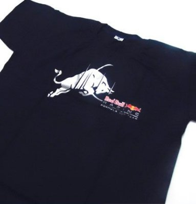 FR068 - Camiseta Estampa RED BULL Racing F1