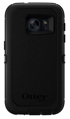 Capa Otterbox Defender para Samsung Galaxy S7 - Preto