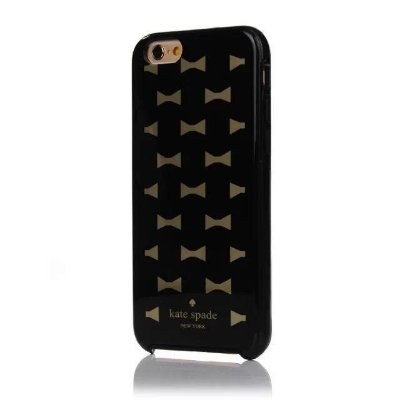 Capa para iPhone 6/6S Kate Spade - Gold Tie