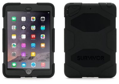 Capa Griffin Survivor para iPad Mini 1/2/3