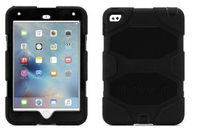 Capa Griffin Survivor para iPad Mini 4