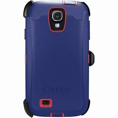 Capa Otterbox Defender Berry para Samsung Galaxy S4