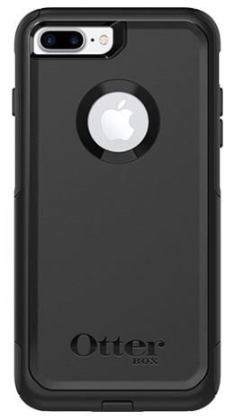Capa Otterbox Commuter para iPhone 7 Plus - Preto