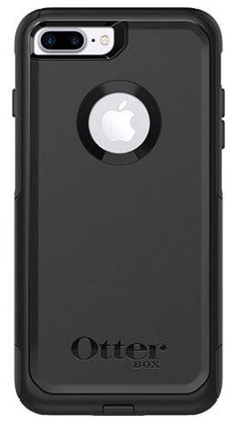 Capa Otterbox Commuter para iPhone 7 Plus - Preto