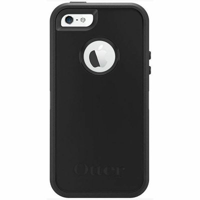 Capa Otterbox Defender para iPhone 5 / 5S / SE Preto