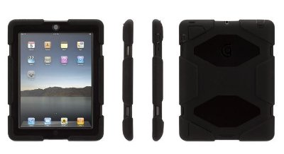 Capa Griffin Survivor All Terrain para iPad 2/3/4