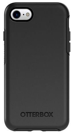 Capa Otterbox Symmetry Series Para Apple Iphone 7 Preto