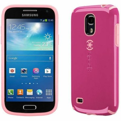 Capa Case Speck CandyShell Samsung Galaxy S4 Mini Pink/Rosa