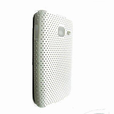 Capa Case Samsung Galaxy Wave Y S5380 Branco