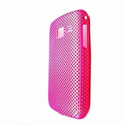 Capa Case Samsung Galaxy Wave Y S5380 Rosa
