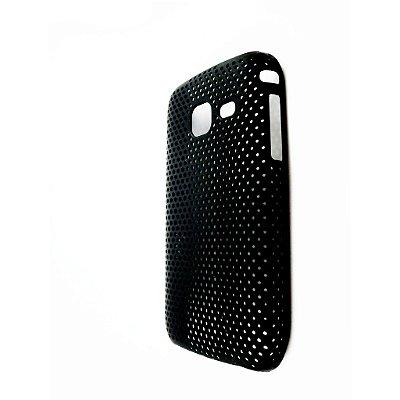 Capa Case Samsung Galaxy Wave Y S5380 Preto