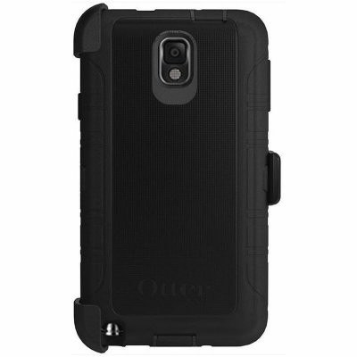 Capa Otterbox Defender Black para Samsung Galaxy Note 3