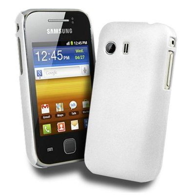 Capa Case Samsung Galaxy Y S5360 Branco