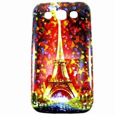 Capa Case Torre Eiffel Paris para Samsung Galaxy Win