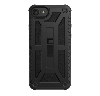 Capa UAG Monarch Series Midnight para iPhone 7 e iPhone 6/6S