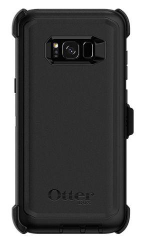 Capa Otterbox Defender para Samsung Galaxy S8+ - Preto
