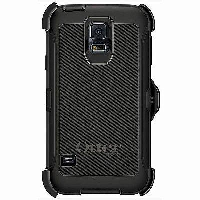 Capa Case Otterbox Defender para Samsung Galaxy S5 - Preto