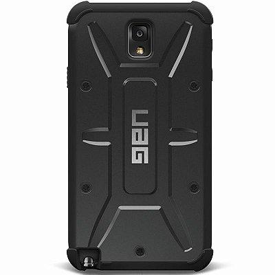 Capa Case UAG Scout para Samsung Galaxy Note 3 - Preto .