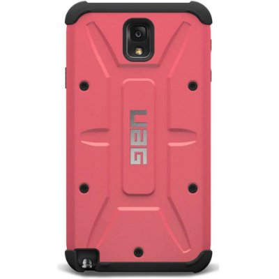 Capa Case UAG Aero para Samsung Galaxy Note 3 - Rosa ..