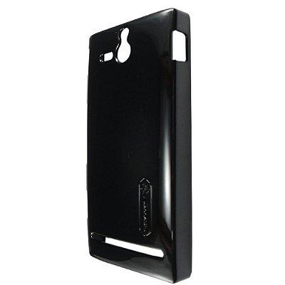 Capa Case Sony Xperia U PRETA .