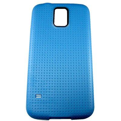 Capa Case para Samsung Galaxy S5 de TPU Azul.