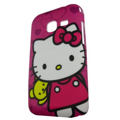 Capa Hello Kitty para Samsung Galaxy Ace Duos S6802