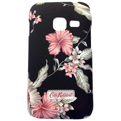 Capa Case Cath Kidston Floral para Samsung Galaxy Ace Duos S6802