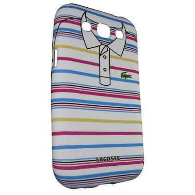 Capa Case Lacoste Polo Listrada para Samsung Galaxy Win