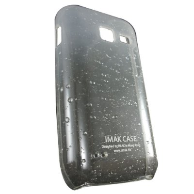 Capa Case Samsung Galaxy Wave Y S5380 Imak Rain Drop Branco