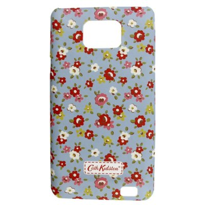 Capa Case para Samsung Galaxy S2 Cath Kidston Morning FLowers