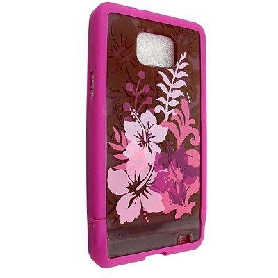 Capa Case 86 ERO para Samsung Galaxy S2 Ibisco