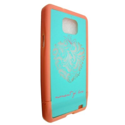 Capa Case 86 ERO para Samsung Galaxy S2 Moment Of Love