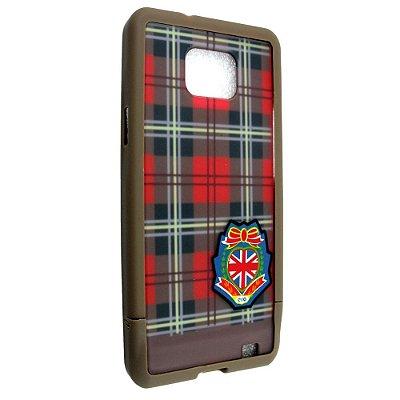 Capa Case 86 ERO para Samsung Galaxy S2 England Love