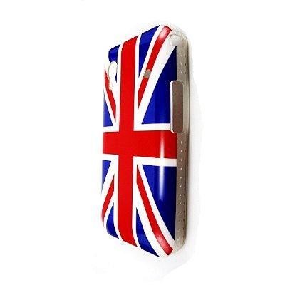 Capa Slim para Samsung Galaxy Ace ( S5830) Bandeira Inglaterra