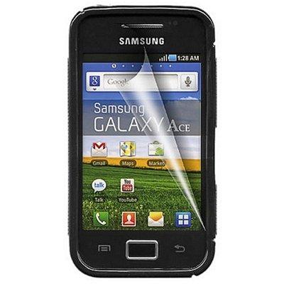 Película Protetora Transparente para Samsung Galaxy Ace S5830