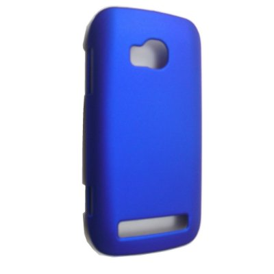 Capas de Plástico Resistente Azul para Nokia Lumia 710
