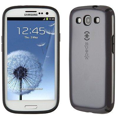 Capa Case Speck CandyShell Samsung Galaxy S3 Cinza Escuro