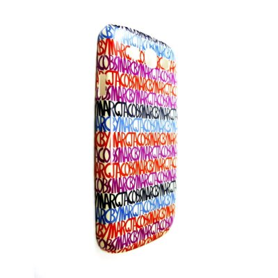 Capa Case Marc by Marc Jacobs Letras Monogram para Samsung Galaxy S3