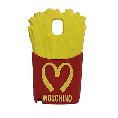Capa Moschino Batata Frita McDonalds para Samsung Galaxy Note 3