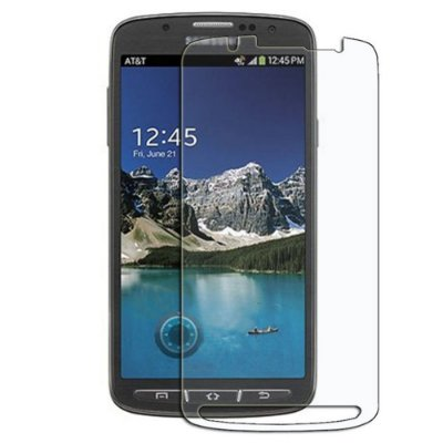 Película para Samsung Galaxy S4 Active Transparente