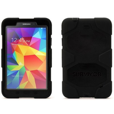Capa Griffin Survivor para Galaxy Tab 4 8.4""