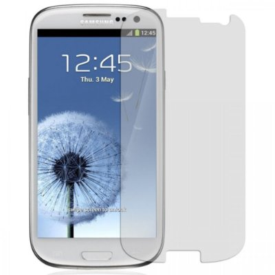 Película para Samsung Galaxy S3 Transparente