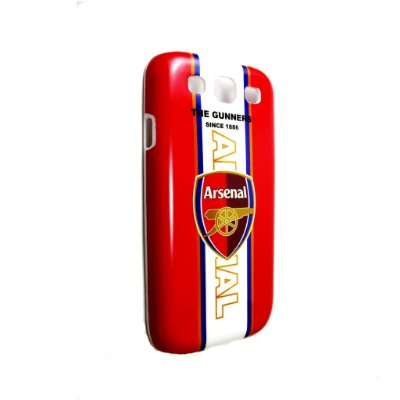 Capa Case Arsenal para Samsung Galaxy S3