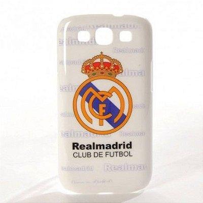Capa Case Real Madrid para Samsung Galaxy S3