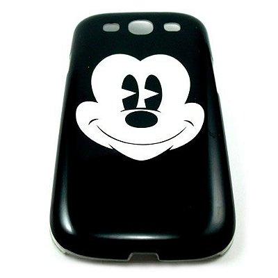 Capa Case Mickey para Samsung Galaxy S3