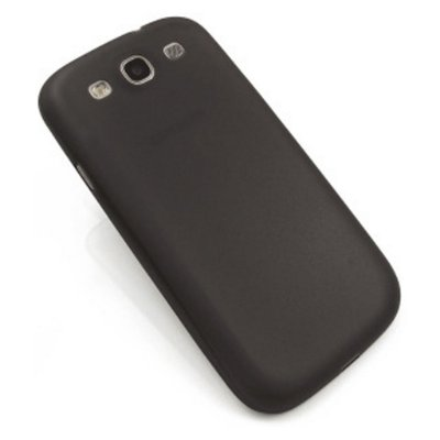 Capa Case TPU Preto Fusco para Samsung Galaxy S3