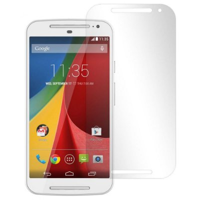 Película para Motorola Moto G (2ªGeração) Transparente
