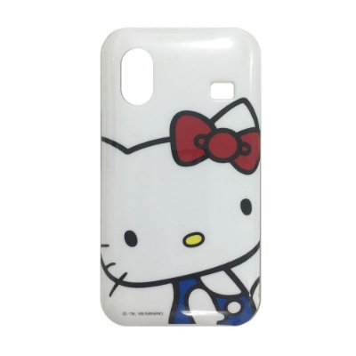 Capa Case para Samsung Galaxy Ace ( S5830) Hello Kitty