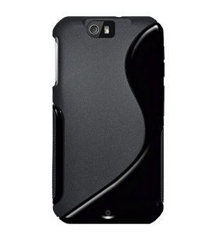 Capa Case S Type de TPU Premium para Motorola Iron Rock - Preto