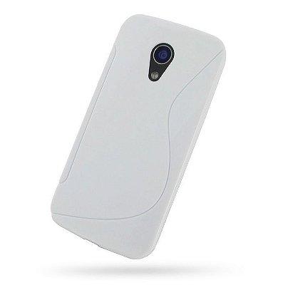 Capa Case S Type para Motorola Moto G2 - Branco